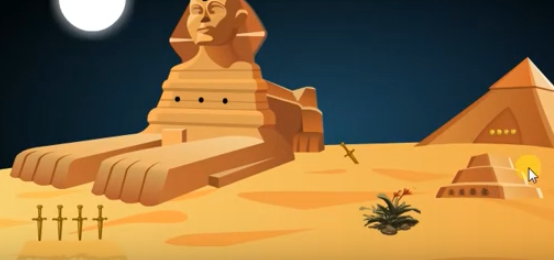 Games4Escape - Egypt Escape