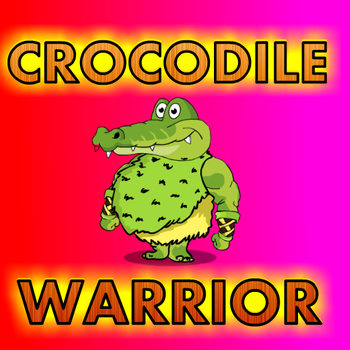 Games2Jolly Crocodile Warrior Rescue