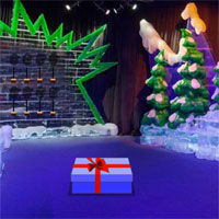 WowEscape- Christmas Ice Theme Park Escape