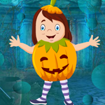 G4K Cute Pumpkin Girl Escape Game