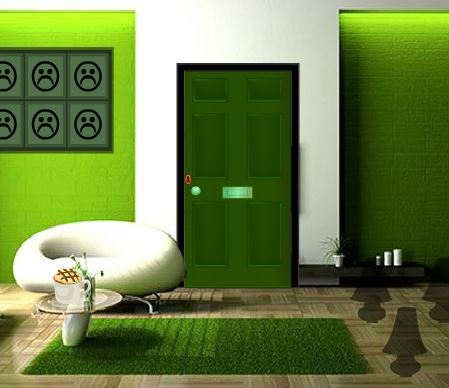 WowEscape Green Modern House Escape