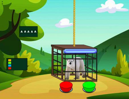 Games2Jolly Cute Polar Bear Escape