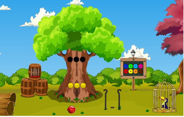 Games2Jolly - G2J Baby Toucan Escape is a point and click escape game developed by Games2Jolly Team.