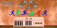 8b Athlete Boy Escape