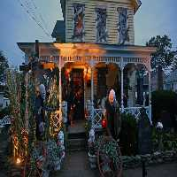 FunEscapeGames Brilliant Halloween House