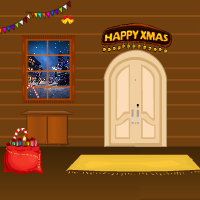 G4E Christmas Wooden Room Escape