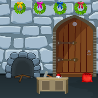 G4E Christmas Stone Room Escape