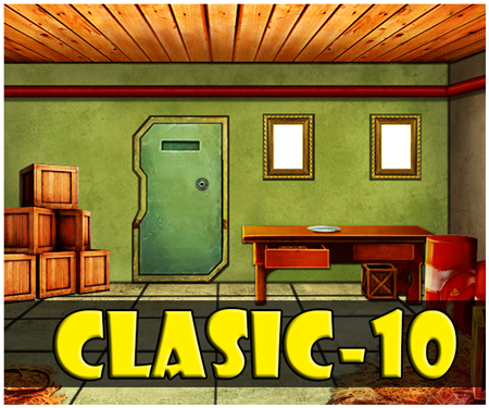 Mirchigames classic room escape 10