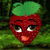 Games2rule Mystery Strawberry Forest Escape